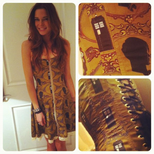 Robe Doctor Who <3