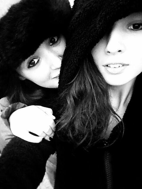 avec la grande soeur je t'aime ♥♥