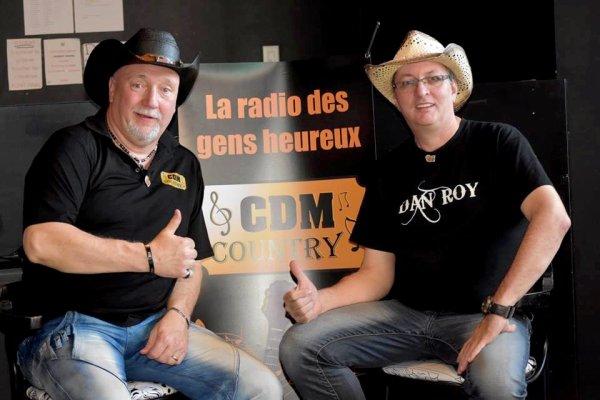 Marc-André Aubin et Yvon Théberge