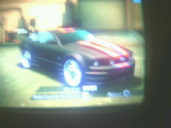 Ma ford mustang need for speedundercover