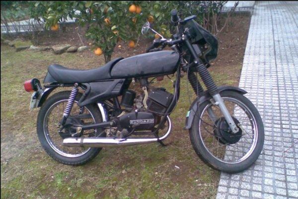 MOto De K-Raill92 !!!