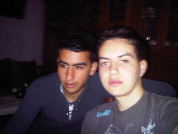 moi et amazigh