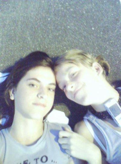Moi et ma sister ^^