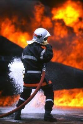 Mon pompier <3