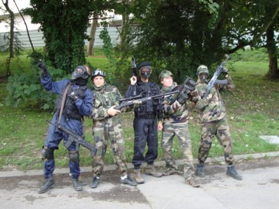 Le airsoft