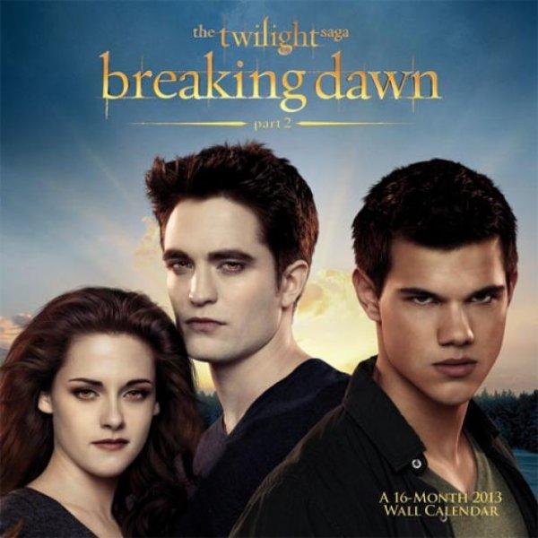 Nouvelle affiche Twilight 4 partie 2 -> samedi 21 juillet 2012