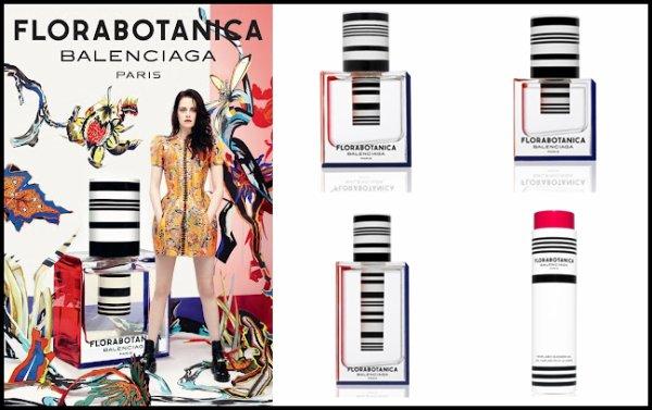 """""""Balenciaga Florabotanica"""", le parfum de kristen."""