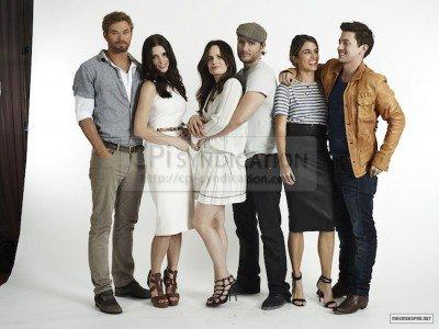 Nouveau photoshoot EW des Cullens