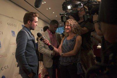 Rob parle du tournage de Cosmopolis et du soutien des fans
