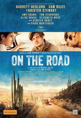 Sur La Route : Poster Australien