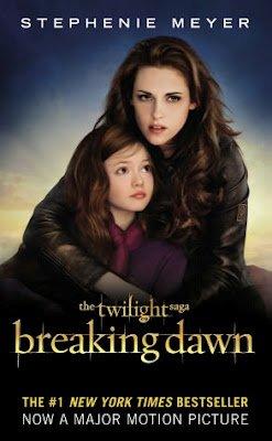 Réédition de Breaking Dawn aux Etats Unis
