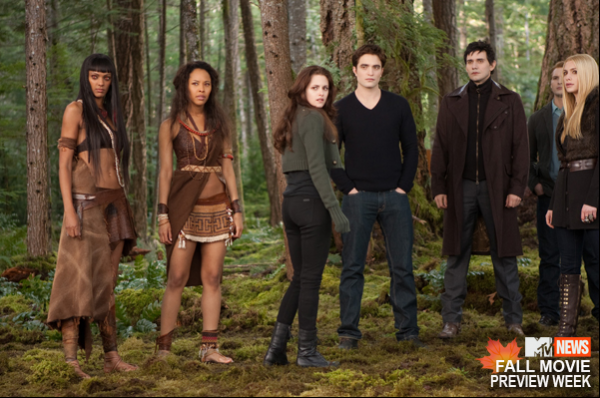 NOUVELLES photos de Breaking Dawn part 2