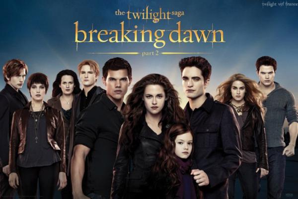 La durée de Breaking Dawn part 2 annoncée par Bill.