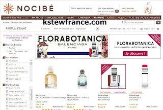 Florabotanica: En vente chez Nocibé !