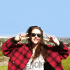 Photo de Kristen sur le tournage de la vidéo 'Mate' (Mario Testino)
