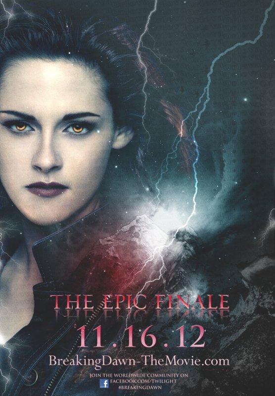 Magnifique poster fanmade de Bella dans BD2