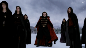 Screencaps du preview du trailer de Breaking Dawn part 2