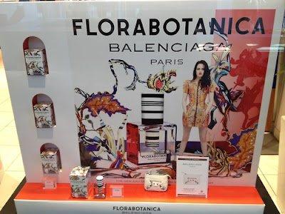 Florabotanica, dans les magasins Nocibé.