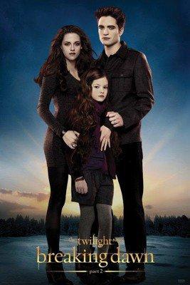 L'affiche Edward/Bella et Renesmée untagged !