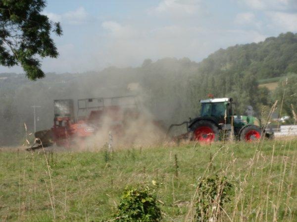 battage blé 2016