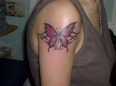 mon tatouage pa encor fini