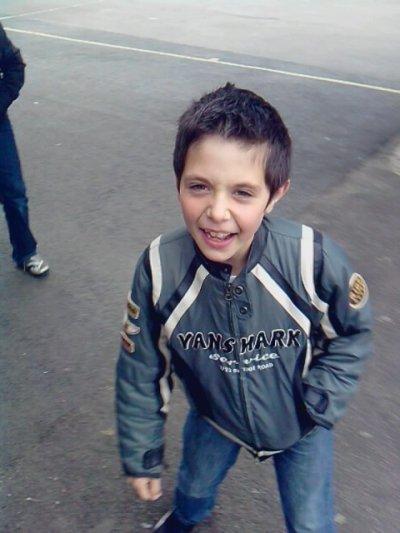 mon cops depuis la primaire jtd tres fort mon matt