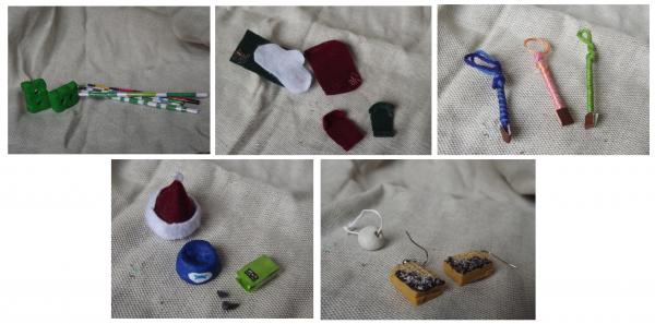 Secret Santa avec Au-haras-des-Lilas + cadeaux de noël