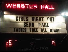 Sean Paul - Idéal pour Girls Night Out