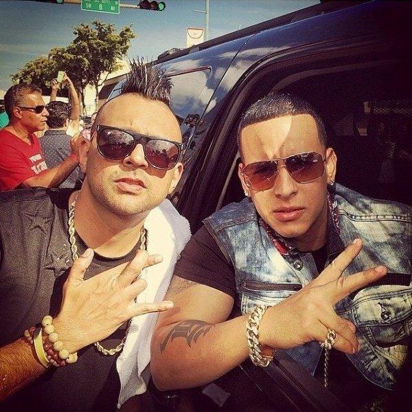 Sean Paul et Daddy Yankee