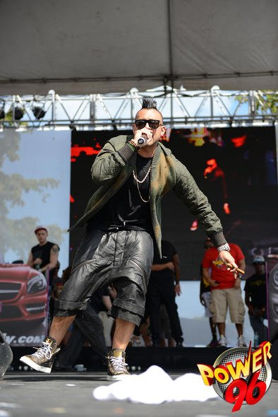 Sean Paul au Calle Ocho