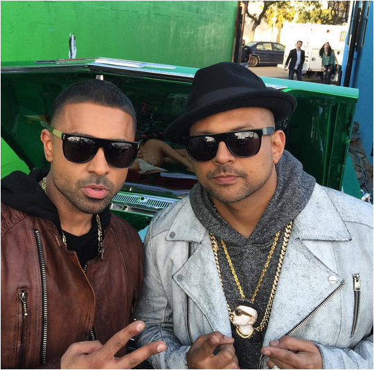 Instagram de '' Sean Paul '' @duttypaul