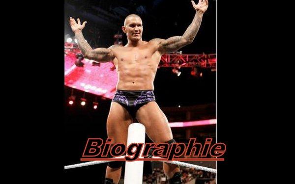 Biographie d' Orton