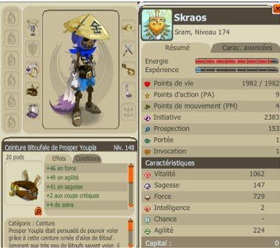 Présentation de Skraos