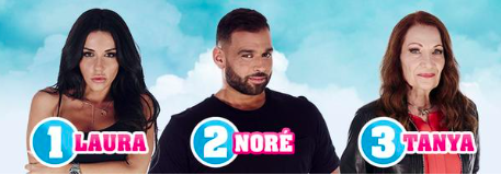 Nominations SS11 mixte