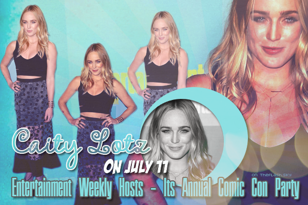 ► NETWORK-DESIGN ◈ Article 21:  Caity Lotz