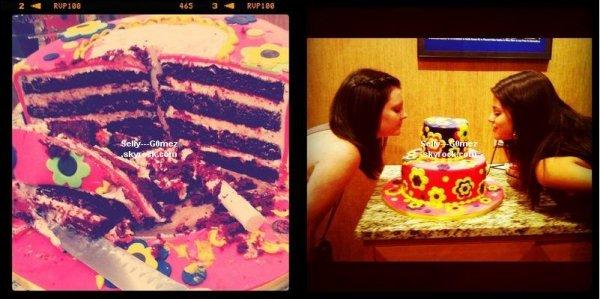 S. a publié deux nouvelles photos sur instagram