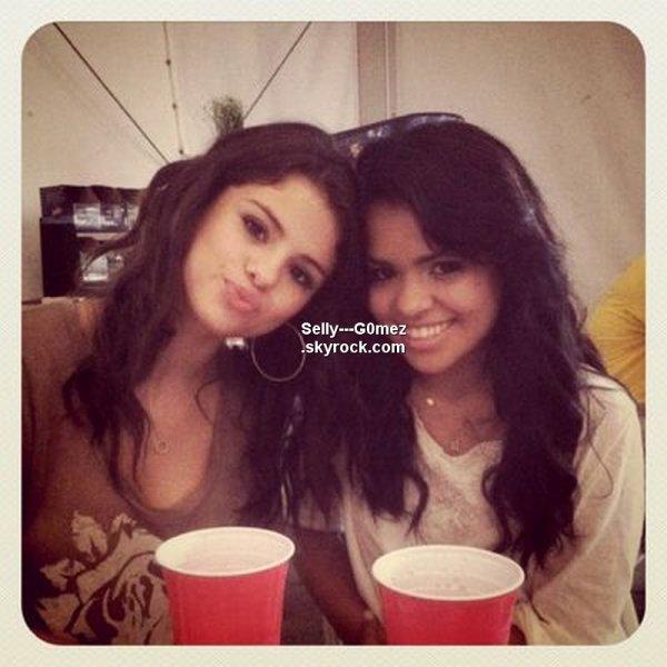 Selena a rajouté une photo sur instagram