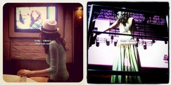 Deux nouvelles photos provenant d'instagram.