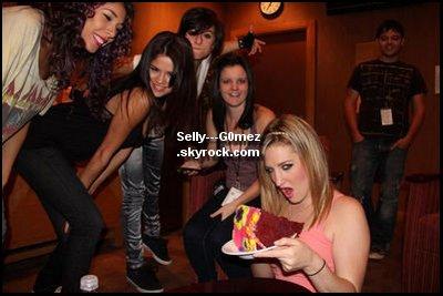 Nouvelle photo personnelle de Selena !