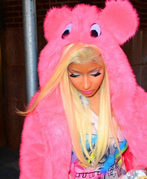 Nicki Minaj ♥ ♥ Swag