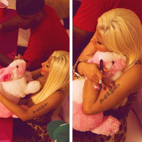 Nicki Minaj Miignoon ♥