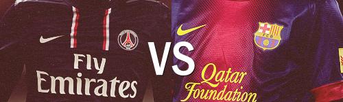 Quart de Finale de la Ligue des Champions (15.03.13)