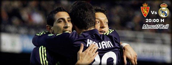Real Saragosse - Real Madrid : 29ème journée (30.03.13)