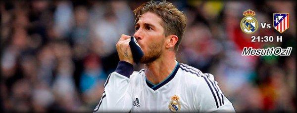 Real Madrid - Atletico Madrid : Finale de Coupe du Roi (17.05.13)
