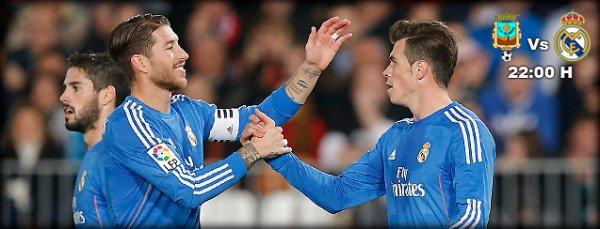 Coupe du Roi : Olimpic Xativa - Real Madrid (07.12.13)