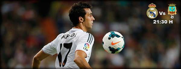 Coupe du Roi : Real Madrid - Olimpic Xativa (18.12.13)