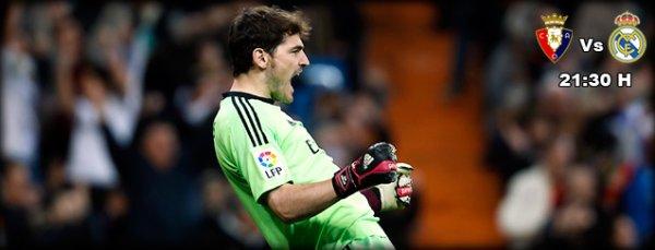 Coupe du Roi : Osasuna - Real Madrid (15.01.14)