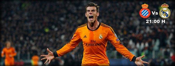 Coupe du Roi : Espanyol Barcelone - Real Madrid (21.01.14)