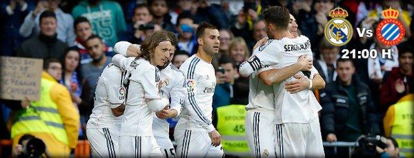 Coupe du Roi : Real Madrid - Espanyol Barcelone (28.01.14)