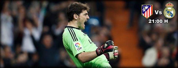 Coupe du Roi : Atlético Madrid - Real Madrid (11.02.14)